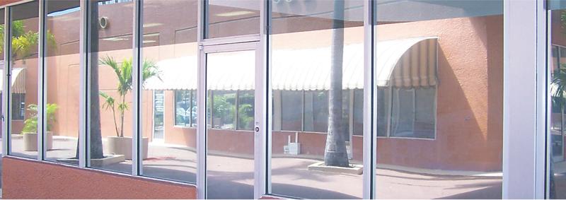 Storefront Window Door Repair Installation Replacement Phoenix Tempe Az