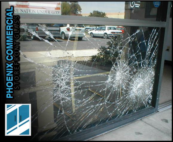 80 phoenix commercial storefront glass repair install door repair 2