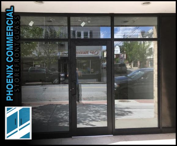 80 phoenix commercial storefront glass repair install door repair 4