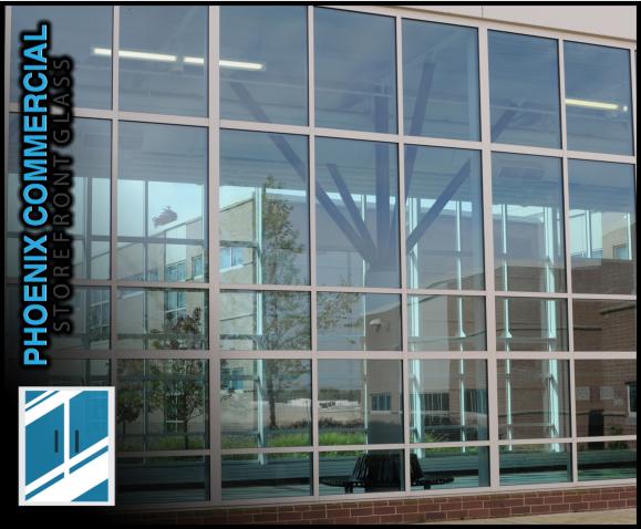 81 phoenix commercial storefront glass repair install window repair 2