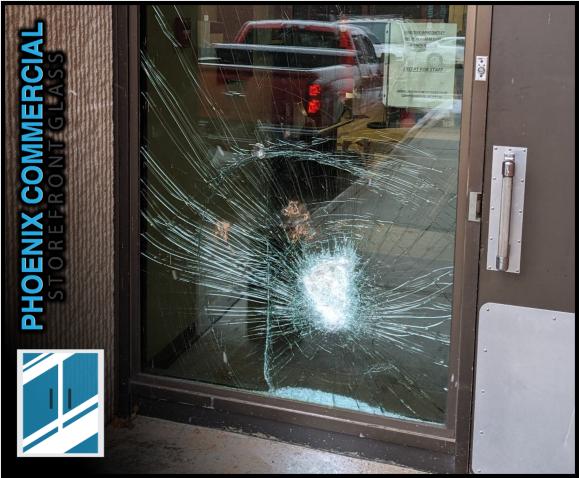 82 phoenix commercial storefront glass repair install glass door repair 2