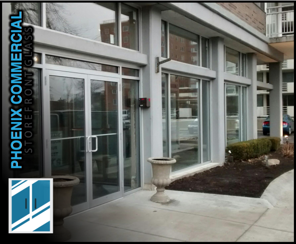 83 phoenix commercial storefront glass repair install replacement window door 2