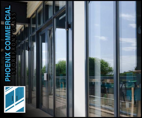 83 phoenix commercial storefront glass repair install replacement window door 4