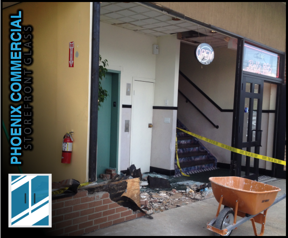 85 phoenix commercial storefront glass repair install services 3